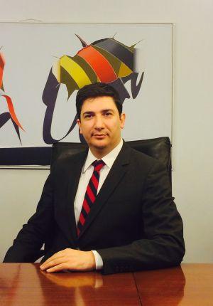 Gözde Girişim Genel Müdürü Mustafa Aydemir