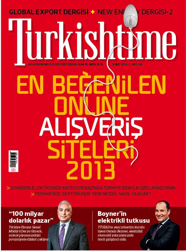 Turkishtime Şubat 2013